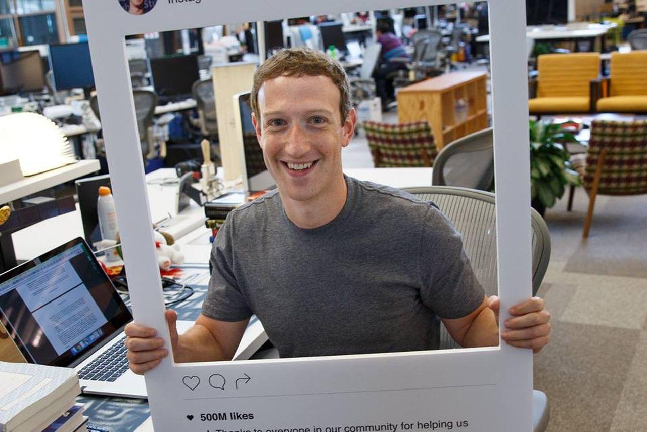 Marc Zuckerberg, ce génie de l'informatique à l'allure d'ado
