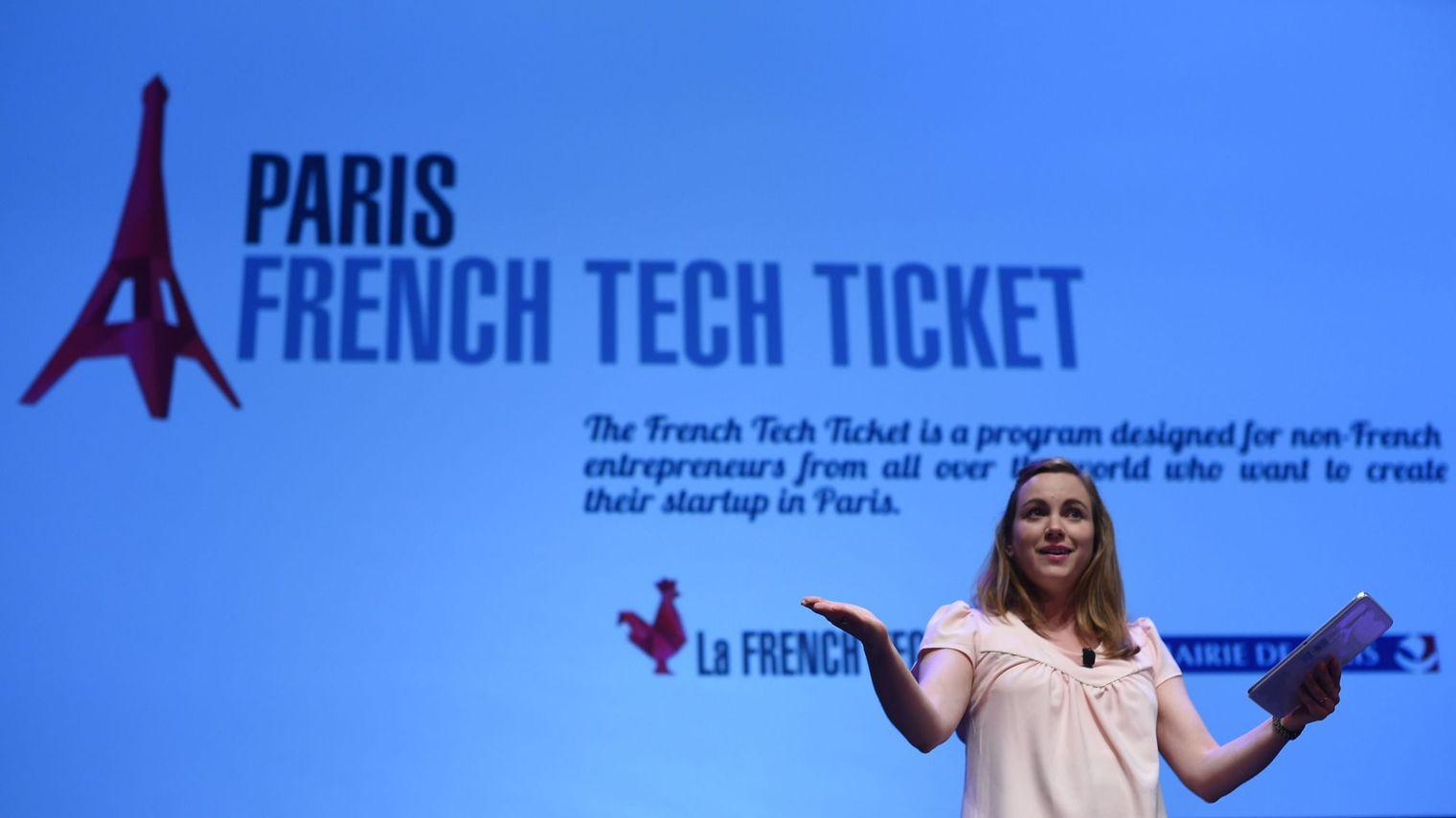 French Tech ticket officiellement lancé