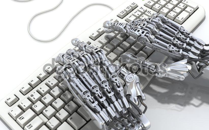 Des journalistes robots aux USA, du jamais vu