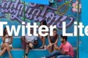 Twitter Lite: une version adaptée aux pays émergents