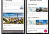 Google poursuit son chemin dans le secteur du tourisme avec Google Trips