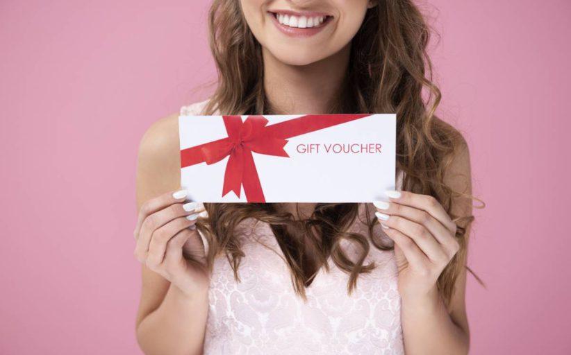 La carte cadeau : le chèque cadeau version 2.0