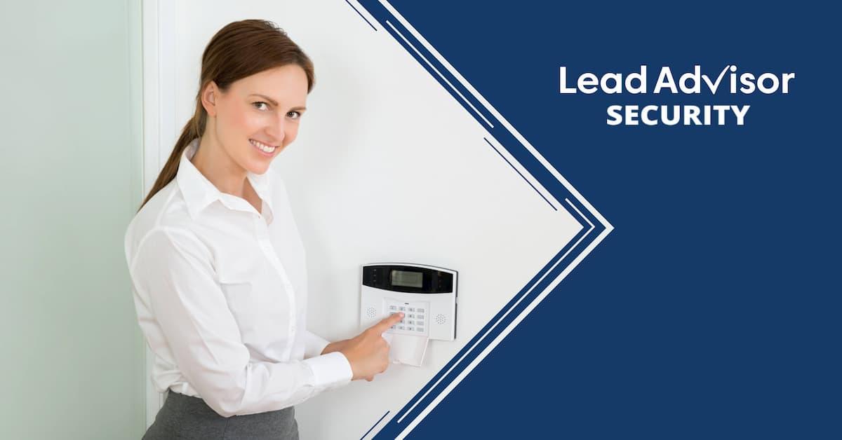 Lead Advisor Security, startup spécialisée dans la sécurité privée